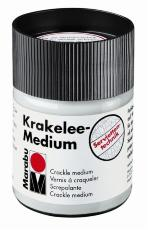 Marabu Медиум бесцветный для техники кракелюра Crackle medium, 50мл